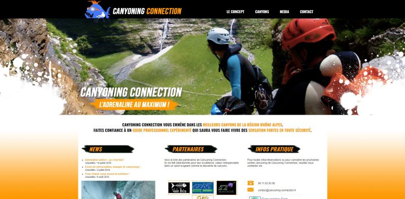 Canyoning Connection